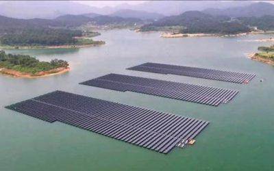 Aprovechar la luz Solar en el agua