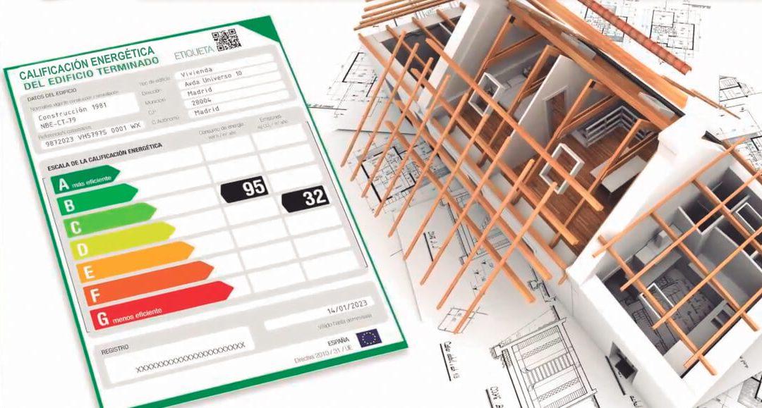 Certificado energético en Barcelona