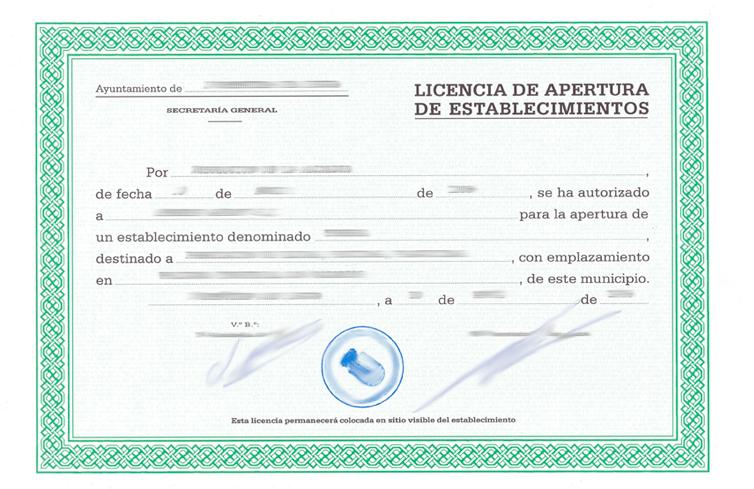licencia apertura barcelona pi enginyeria