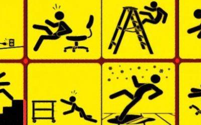 Prevención de riesgos laborales. Accidente de trabajo