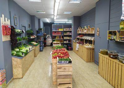 Proyecto de Licencia de actividad para frutería. Declaración responsable