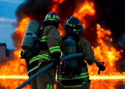 Proyecto de instalaciones contra incendios en nave industrial