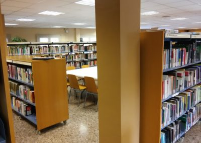 Plan de Emergencias  municipal de edificio de pública concurrencia. BIBLIOTECA