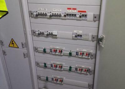 Proyecto eléctrico para actividad industrial