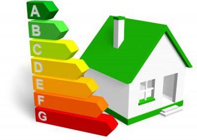 Certificados de eficiencia energética de una vivienda