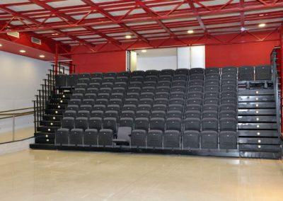 Plan de Emergencias de  un Teatro-Auditorio