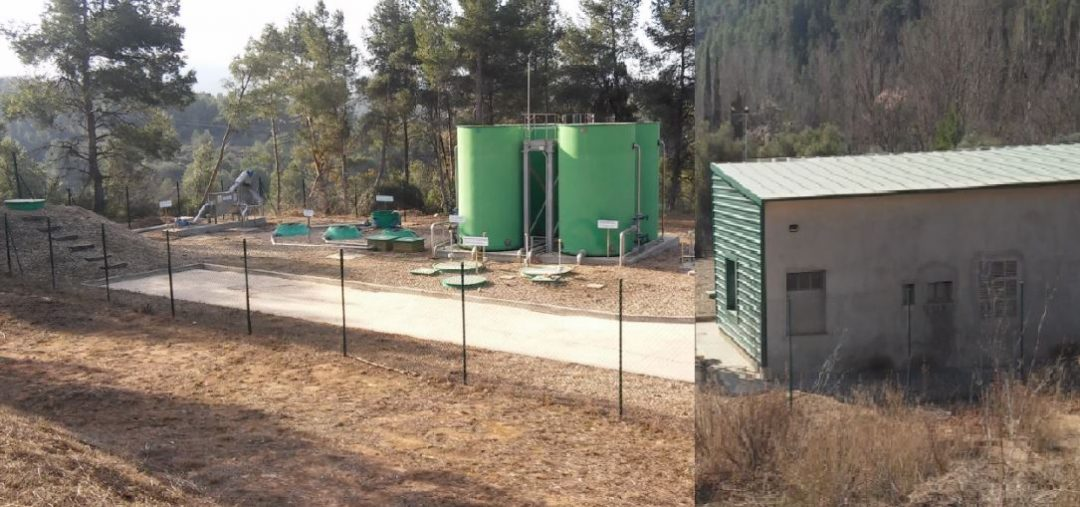 Plan de Emergencias para Estación Depuradora de Aguas Residuales