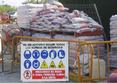 Coordinación de Seguridad y Salud en obras