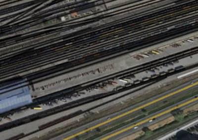 Informe de medidas contra incendios para nave Industrial con muelles de carga y descarga de trenes