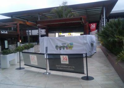"""Coordinación de Seguridad y Salud en obra de construcción de establecimiento de restauración en Centro comercial """"La Maquinista"""""""