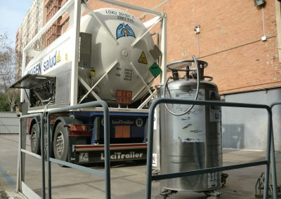 Plan de autoprotección para Industria química . Sector gases medicinales, alimentarios e industriales