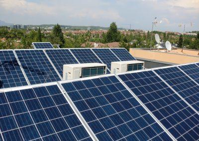 Proyecto para una instalación solar fotovoltaica