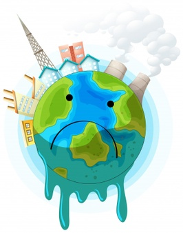 El lado no tan malo del coronavirus: Reducción puntual de las emisiones de CO2.