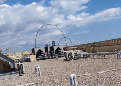 Proyecto de climatización para nave industrial